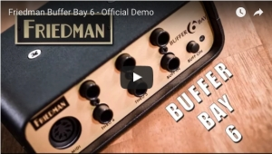 Friedman Unveils New Buffer Bay 6